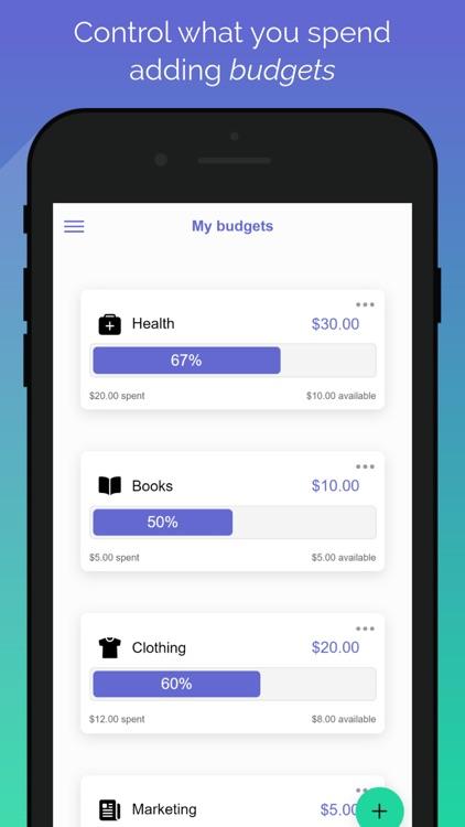 Easy Finances screenshot-4