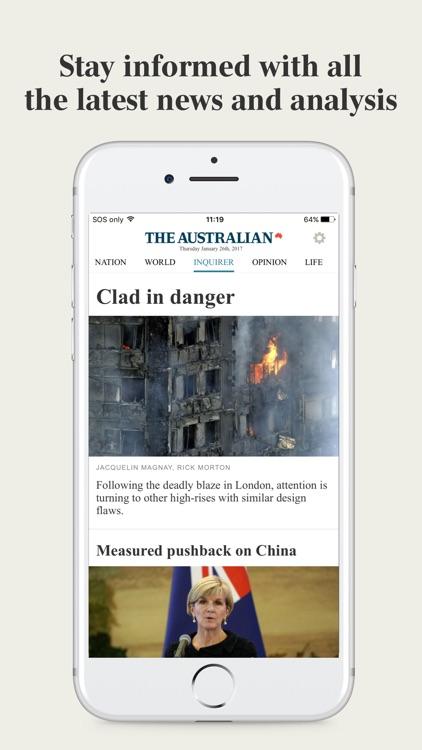 The Australian screenshot-3
