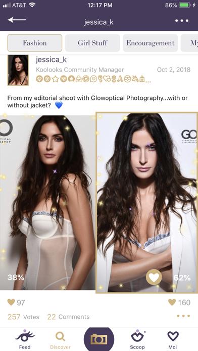 Screenshot for Koolooks in Jordan App Store
