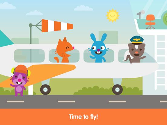 Sago Mini Airport screenshot 14