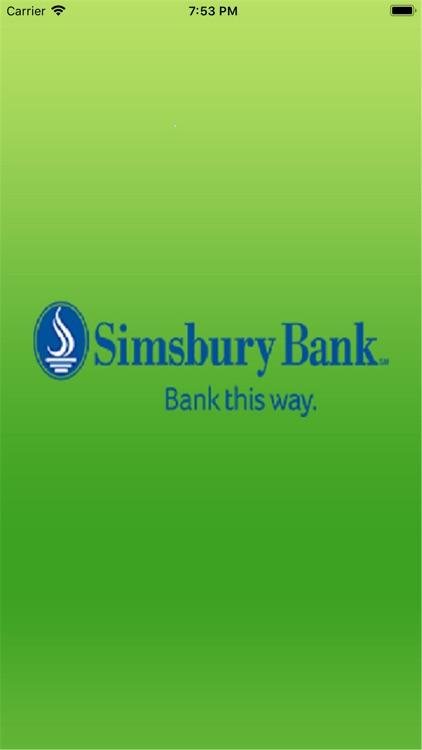 Simsbury Bank Mobile
