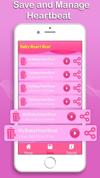 Baby Heartbeat Sound Listener