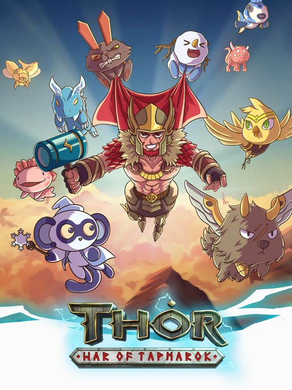 Thor : War of Tapnarokのおすすめ画像1