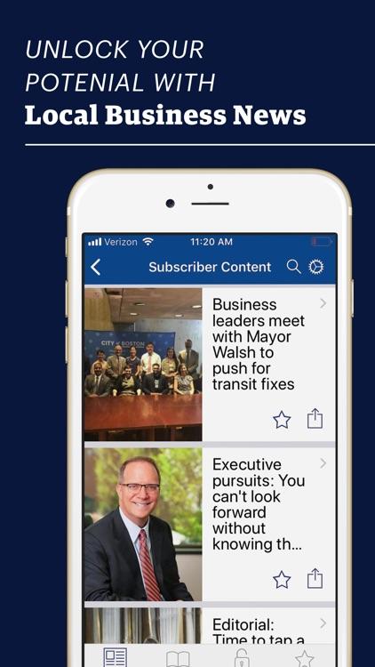 Birmingham Business Journal screenshot-4