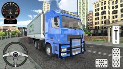 卡车模拟:中国3d驾大卡车游戏のおすすめ画像2