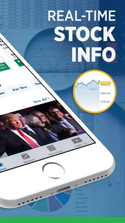 CNBC: Stock Market & Business screenshot-8