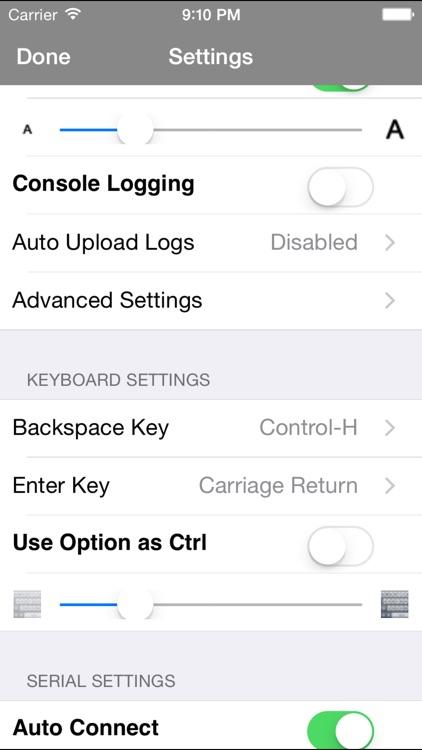 Get Console screenshot-3
