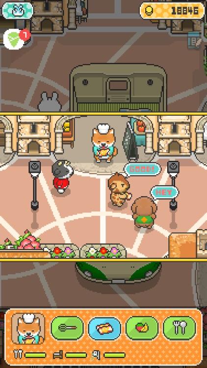 Food Truck Pup: Cooking Chef screenshot-3