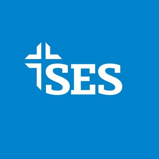 SES Apologetics App icon