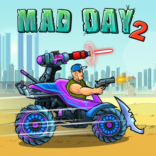 Mad Day 2 - Shoot the Aliens