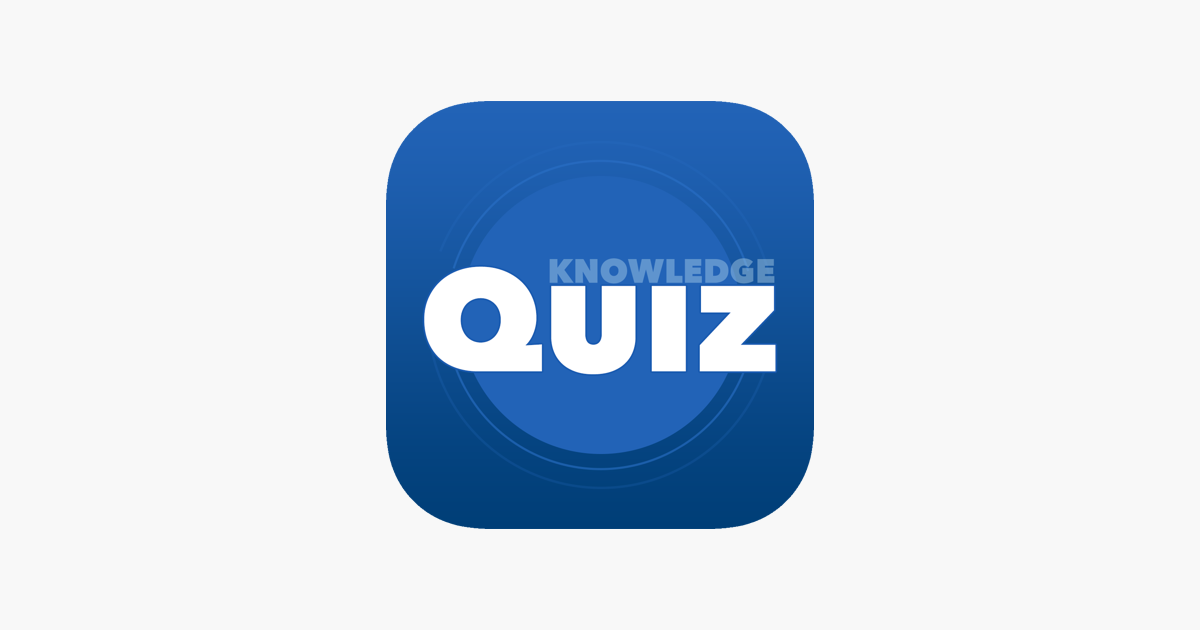 General Knowledge Quiz ! on the App Store