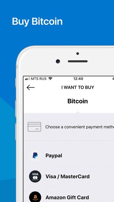 Totalcoin: Bitcoin wallet app-2