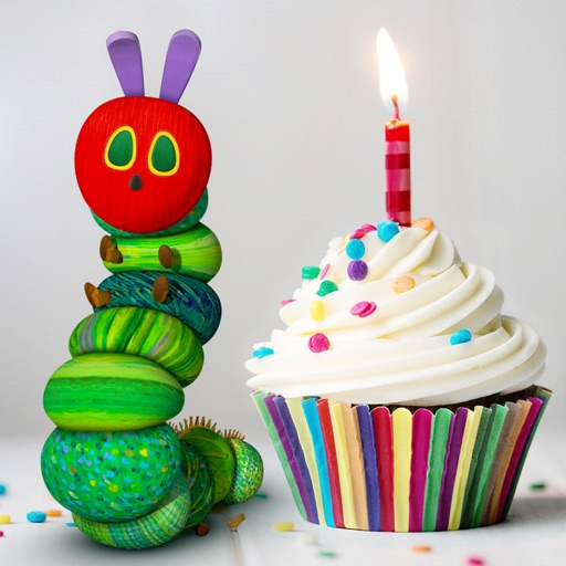 My Very Hungry Caterpillar AR icon