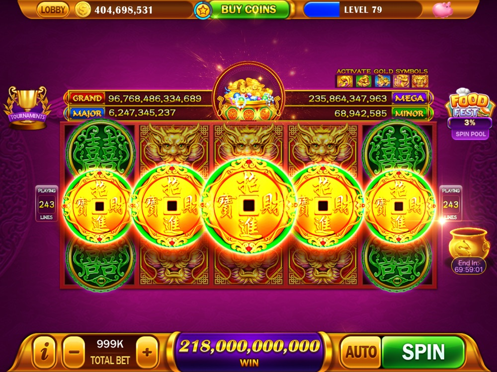 Golden Casino Free Slots