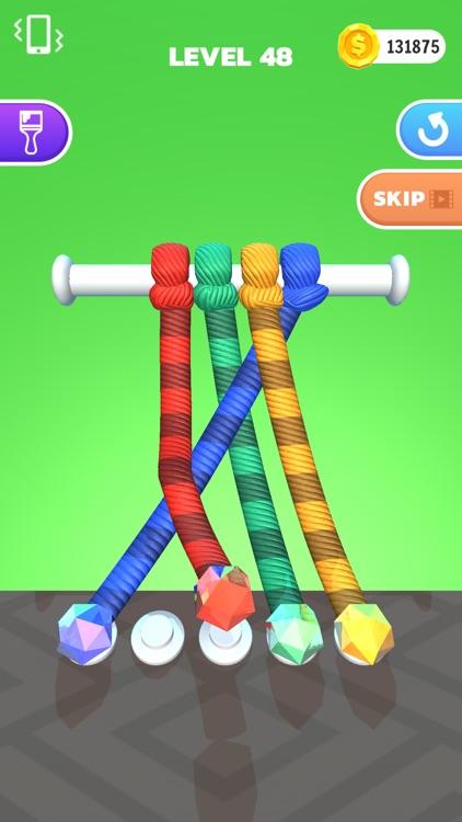 Tangle Master 3D screenshot-7