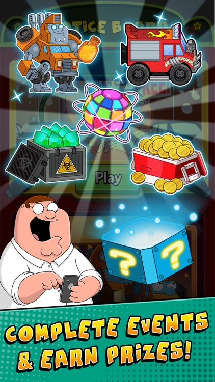 Family Guy Freakin Mobile Game screenshot-3