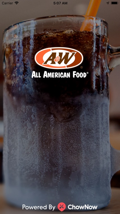 A&W Restaurants screenshot-0