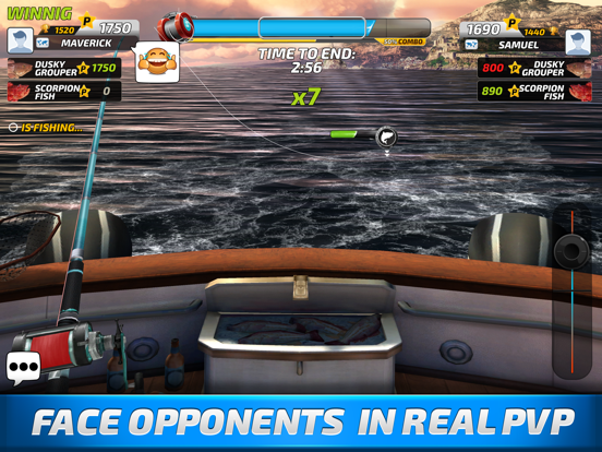 Fishing Clash: Fish Game 2020