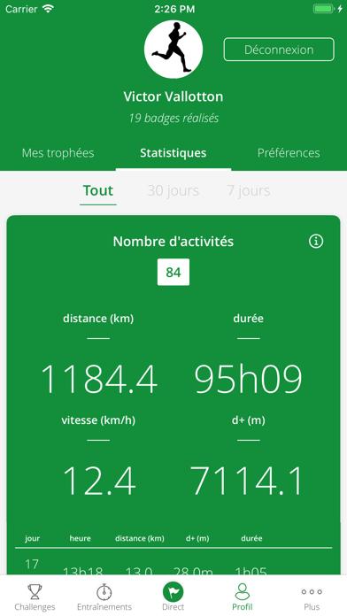 SE Marathon de Paris