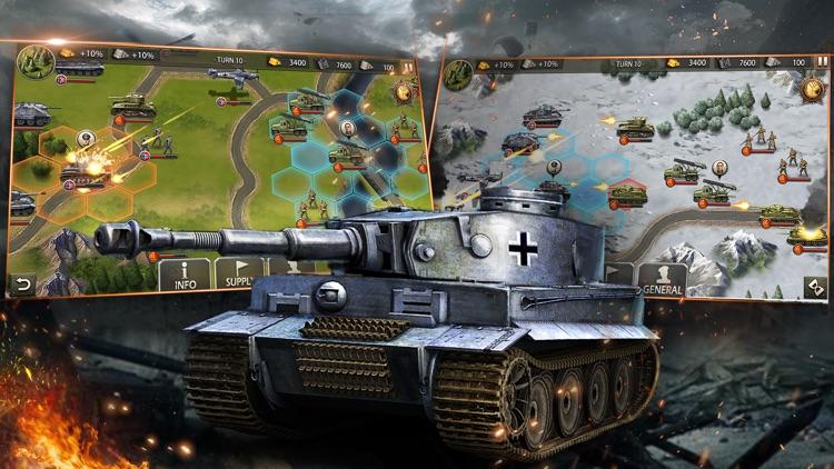 WW2: Warpath & Strategy Games