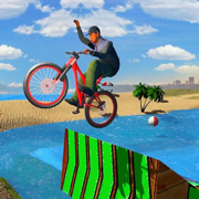 Impossible Bicycle Rider