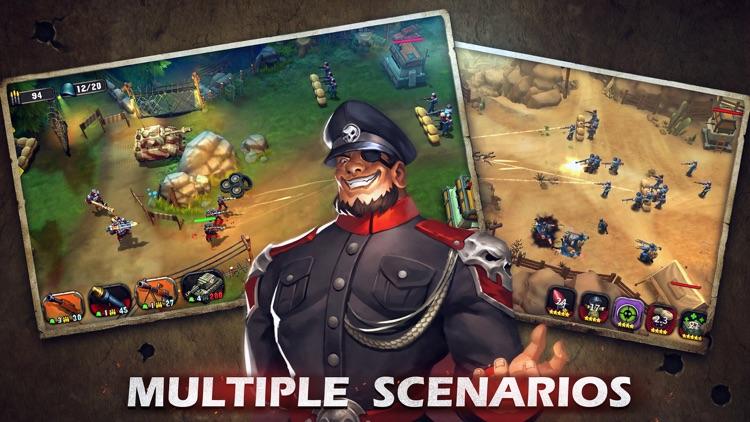 War in Pocket screenshot-5