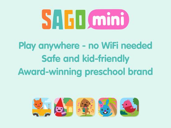 Sago Mini Camping screenshot 14