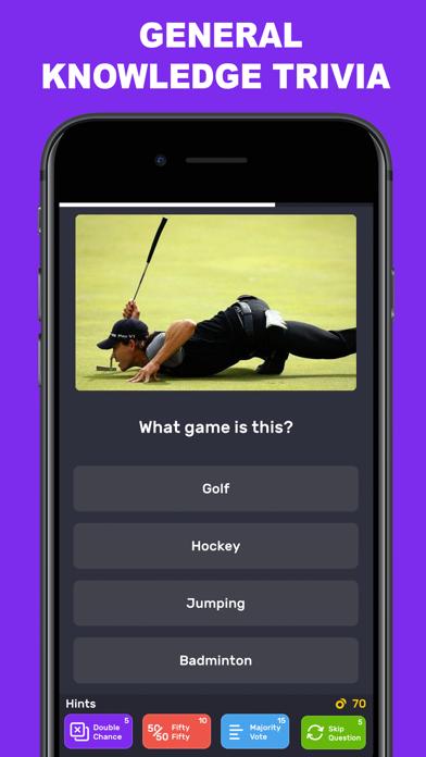 Quiz & Trivia Game - QuizzLand by Optimization Technologies