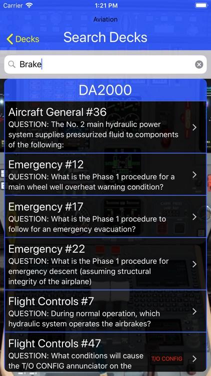 iPilot DA2000 Study Guide screenshot-6