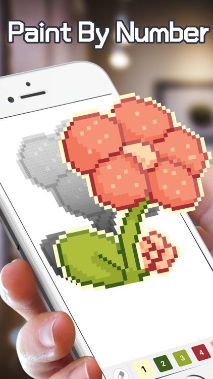 Pixel Paint - Coloring games