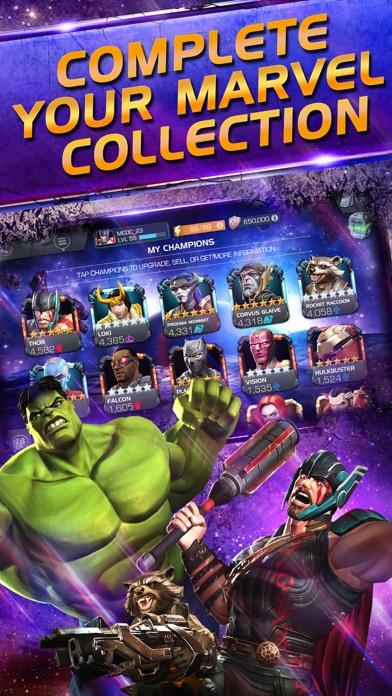 MARVEL Contest of Champions app image