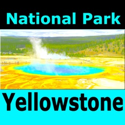 Yellowstone National Park GPS