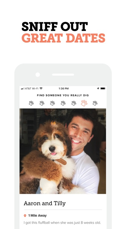 Dig - Dog Person's Dating App screenshot-0