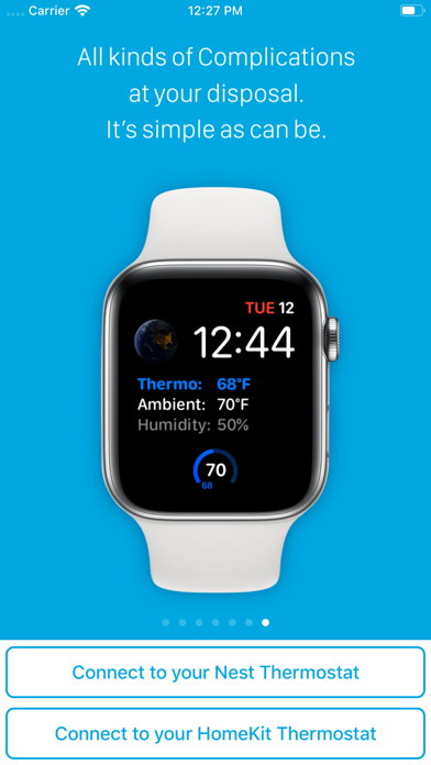 Thermo Watch for Nest & Ecobee