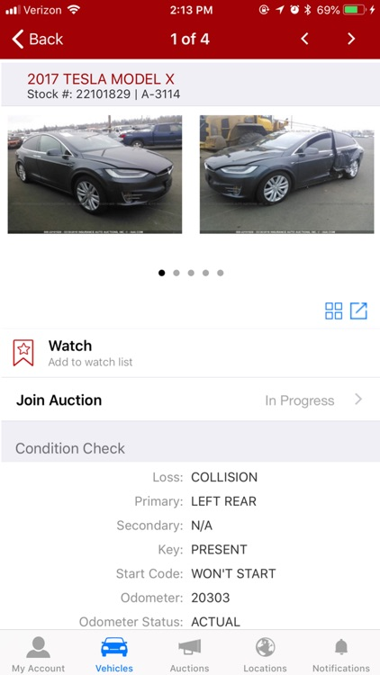 IAA Buyer Salvage Auctions screenshot-5