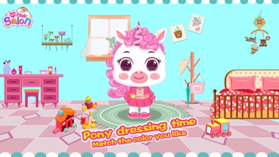 Pony Hair Salon - My Dream Pet screenshot 2