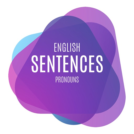 English pronouns in sentences