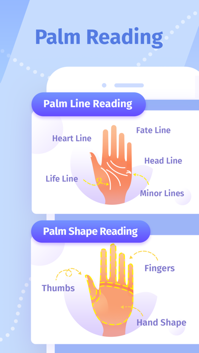 Palmistry Decoder Screenshot