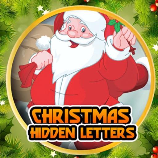 Christmas Hidden Letters