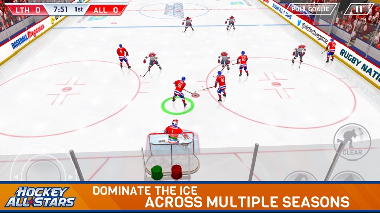 Hockey All Stars screenshot-5