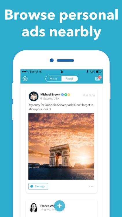 Gaper: Age Gap Chat Dating App screenshot-4