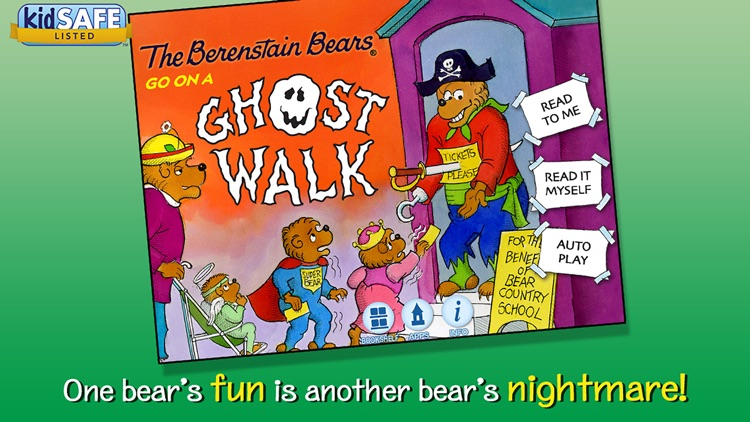 Berenstain Bears - Ghost Walk