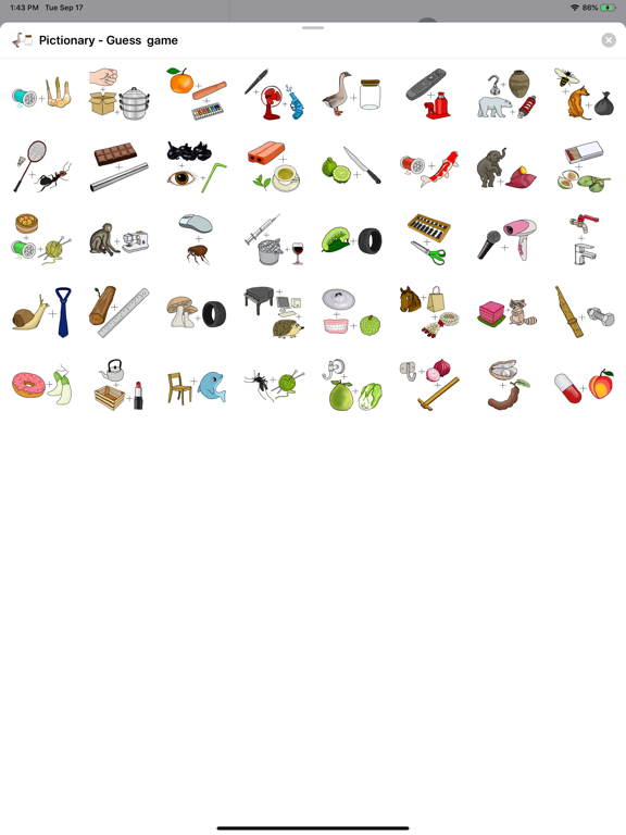 Pictionary - Guess  game screenshot 4