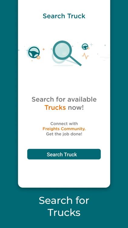 Freights - Exchange Platform screenshot-4