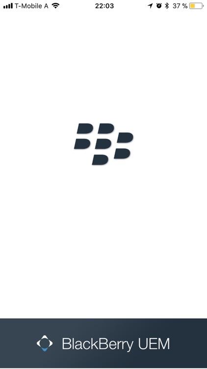 ProDictate Mobile BlackBerry