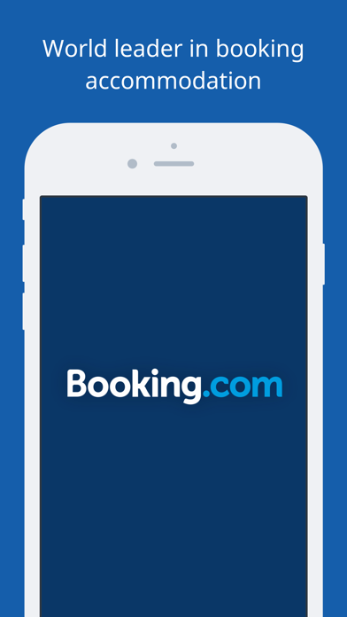 Screenshot for Booking.com Travel Deals in India App Store