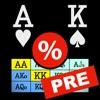 PokerCruncher - Preflop - Odds - iPhoneアプリ