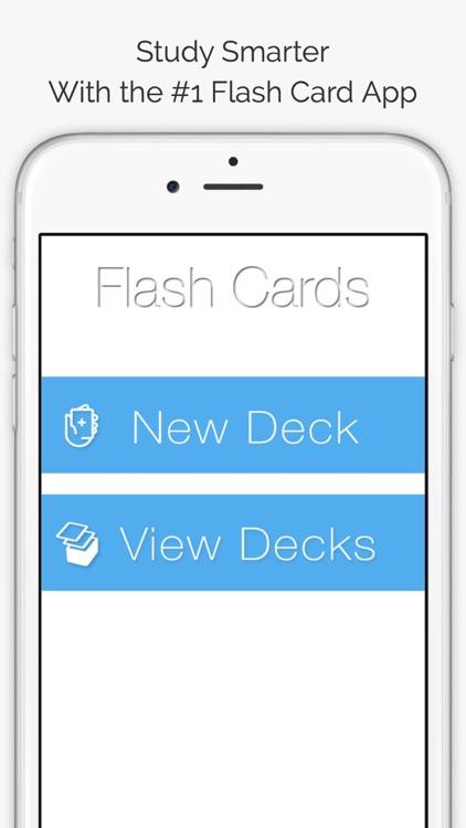 Flash Cards Flashcards Maker