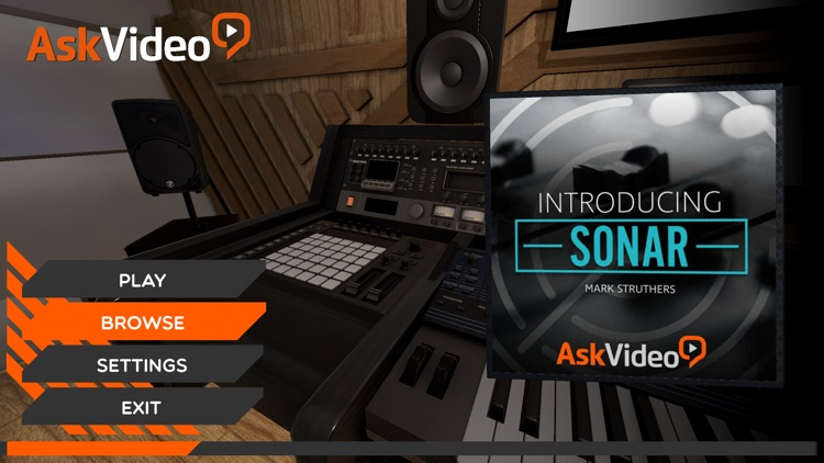 Intro Course For Sonar By AV screenshot-0