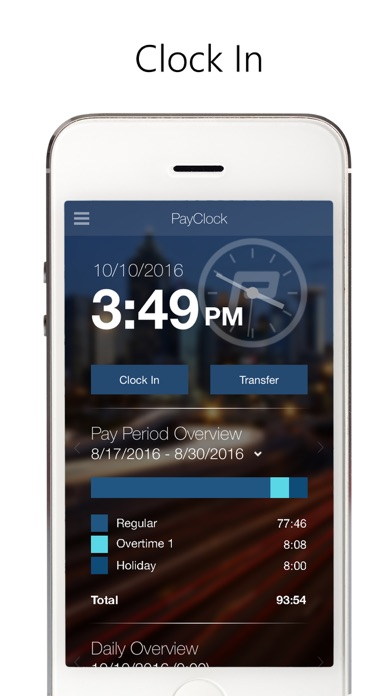 PayClock 1